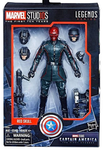 Marvel Legends MCU 10th Anniversary Red Skull Action Figure