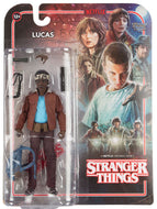 Stranger Things Lucas Action Figure by McFarlane Available at Kramer Toywarden