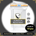 "Funko Pop! Protector Pro PLUS for 4"" Pops (Bundle of 10)"