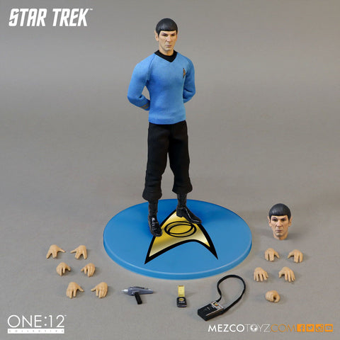 Star Trek Spock One:12 Collective action figure