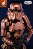 Hot Toys Star Wars Stormtrooper Copper Chrome version 1:6 Exclusive Figure MMS330 - Brand New