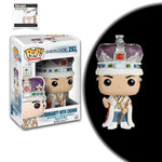 Funko Pop! Sherlock TV Series MORIARTY WITH CROWN  #293
