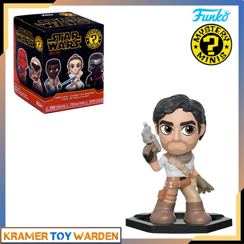 Mystery Minis Star Wars Rise of Skywalker - POE DAMERON vinyl figure