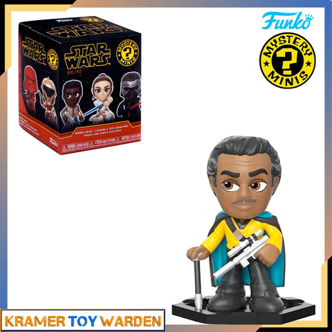 Mystery Minis Star Wars Rise of Skywalker - LANDO CALRISSIAN vinyl figure