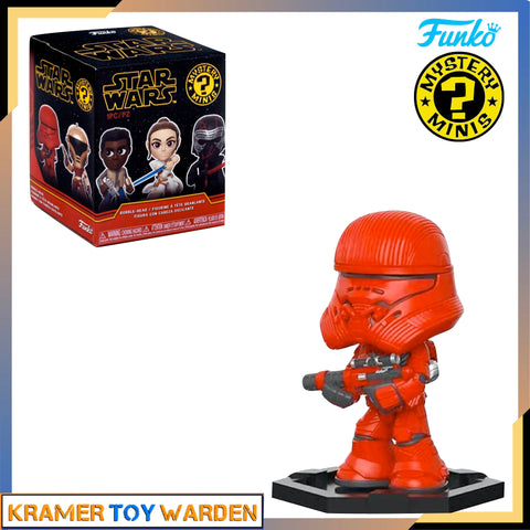 Mystery Minis Star Wars Rise of Skywalker - SITH JET TROOPER vinyl figure