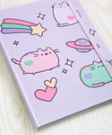 Pusheen the Cat Pastel Journal