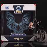 Catwoman Q-Fig Vinyl Figure Not Mint