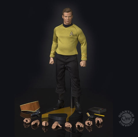 Star Trek CAPTAIN KIRK 1:6 scale Master Series Articulated Figure