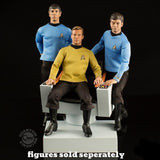 Star Trek TOS  CAPTAIN'S CHAIR FX 1:6 scale Master Series Replica