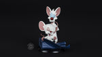 Pinky and the Brain Q-Fig Vinyl Figure