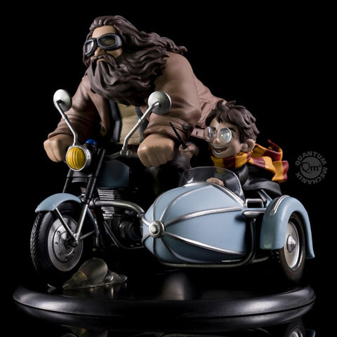 Harry Potter and Rubeus Hagrid Limited Edition Q-Fig Max
