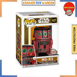 Galaxy's Edge  Star Wars M5-R3 Exclusive Pop! Vinyl Figure #401