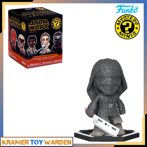 Mystery Minis Star Wars Rise of Skywalker - Knight of Ren Heavy Blade vinyl figure