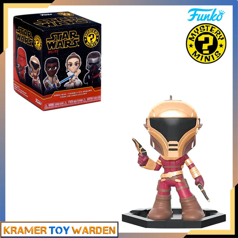 Mystery Minis Star Wars Rise of Skywalker - ZORII BLISS vinyl figure