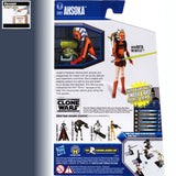 "Star Wars The Clone Wars AHSOKA 3.75"" Action Figure - CW17"