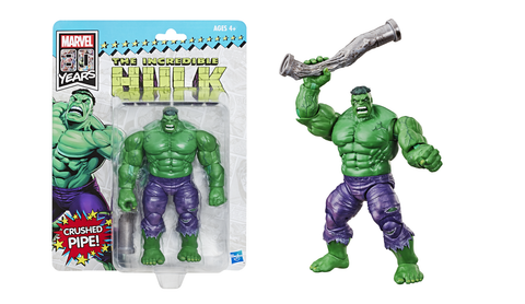 Marvel Legends 80th Anniversary Incredible Hulk SDCC 2019  Action Figure