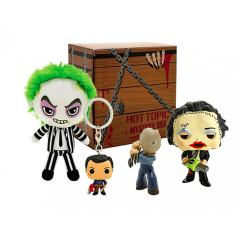 Horror Mystery Hot Topic Funko Collector Boxset