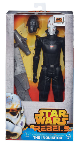 Star Wars Rebels Inquisitor 12 Inch action figure