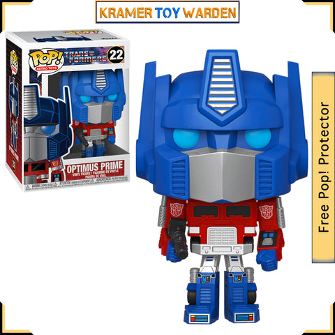 Transformers Optimus Prime Funko Pop! #22