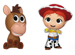 Toy Story 4 Mystery Minis Jessie and Bullseye Loose
