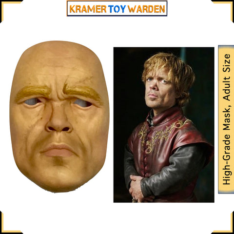 Game of Thrones Tyrion Lannister High-Grade VaquoForm Mask - Adult Size