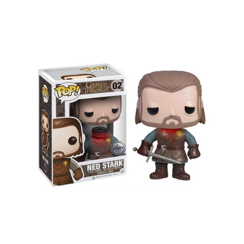 Preorder Game of Thrones Vaulted Convention Exclusive Pop! Vinyl Figure
