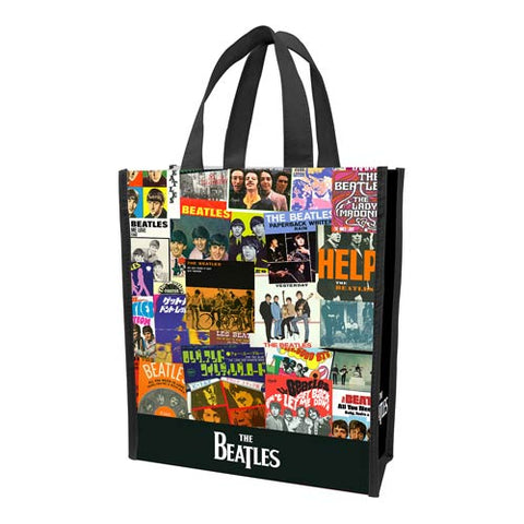 The Beatles Small Eco Shopper Tote Bag