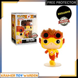 DC Comics Young Justice Kid Flash Exclusive Pop! Vinyl Figure