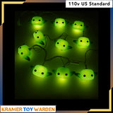 Star Wars Yoda Pop! Party String Lights - 110 volts US Standard