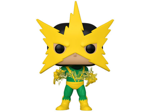 Preorder Marvel 80th First Appearance Electro Specialty Series Pop! Vinyl Figure PO P795