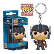 Thor Ragnarok Thor Pocket Pop! Vinyl Key Chain
