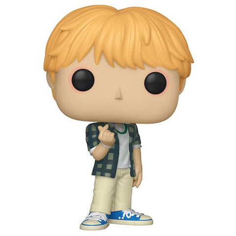 Funko Pop Rocks:  BTS Jin  Vinyl Figure Kramer Toy Warden Greenhills, Alabang Mall, Philippines
