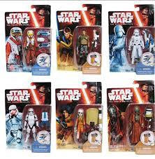 Star Wars TFA Snow Desert Figures Wave 3 Assorted Singles