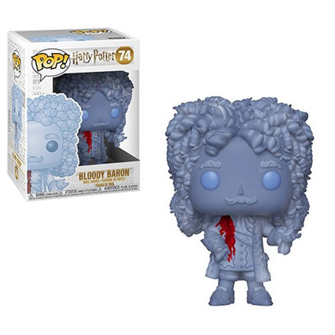 Preorder Harry Potter Bloody Baron Pop! Vinyl Figure #74 PO P550