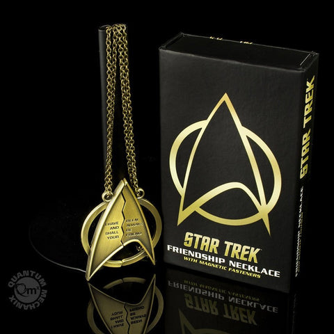 Star Trek Friendship Necklace