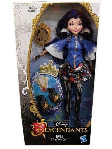 Disney Descendants Villain Signature Dolls Wave 2: EVIE