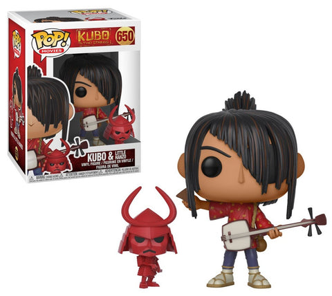 Kubo and the Two Strings - Kubo (w/Little Hanzo) Pop! Vinyl Figure