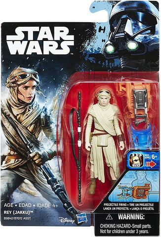 Star Wars The Force Awakens Rey (Jakku) 3.75