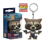 Funko Guardians of the Galaxy Vol. 2 Rocket Raccoon Pocket Pop! Vinyl Figure Key Chain Kramer Toy Warden Greenhills, Alabang Mall, Philippines