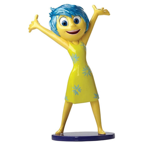 "Disney Showcase Inside Out JOY 5"" Statue Figurine"
