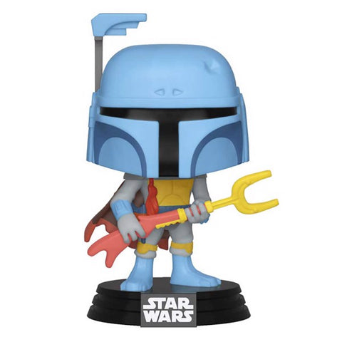 Star Wars Animated Boba Fett EXCLUSIVE  Pop! Vinyl Figure