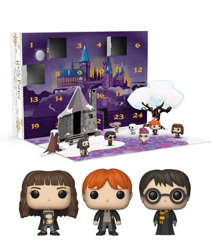 Funko Harry Potter Pocket Pop! Advent Calendar Kramer Toy Warden Greenhills, Alabang Mall, Philippines