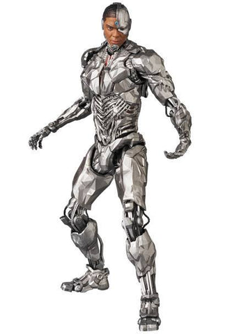 Justice League Cyborg Mafex Action Figure