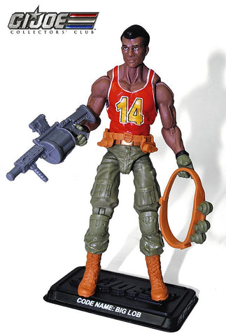 "G.I. Joe 3.75"" BIG LOB Carded Action Figure - FSS Exclusive"