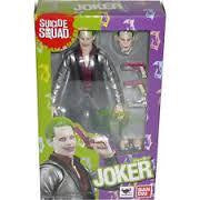 Suicide Squad The Joker S.H. Figuarts action figure