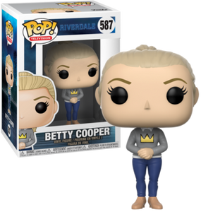 Preorder Riverdale - Betty Cooper  Pop! Vinyl Figure P550