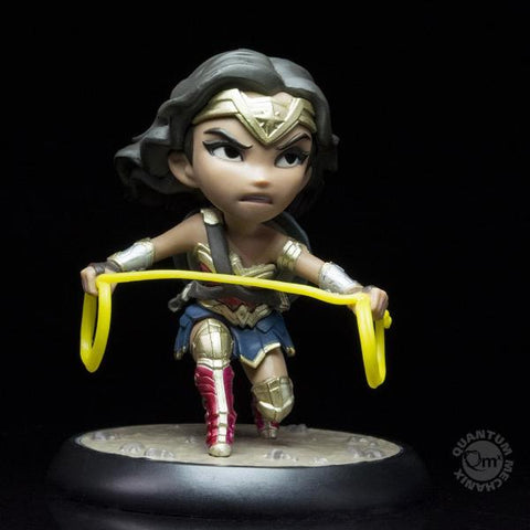 Wonder Woman Justice League Q-Fig Vinyl Figure