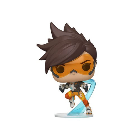 Overwatch Tracer with Guns Pop! Vinyl Figure #550
