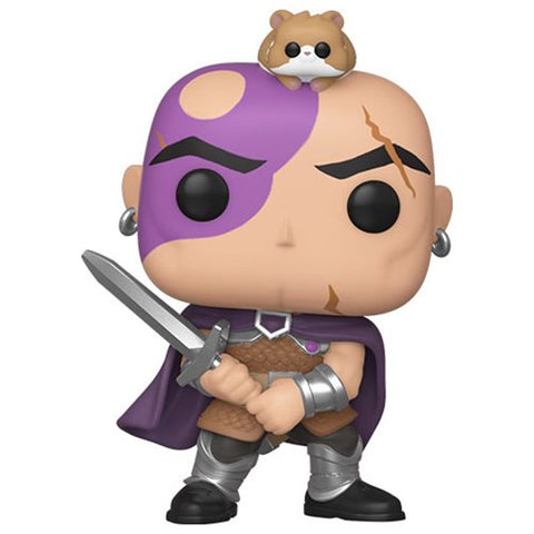 Preorder Dungeons & Dragons Minsc and Boo Pop! Vinyl Figure PO P550