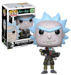 Rick and Morty Weaponized Rick Regular Pop! Vinyl Figure